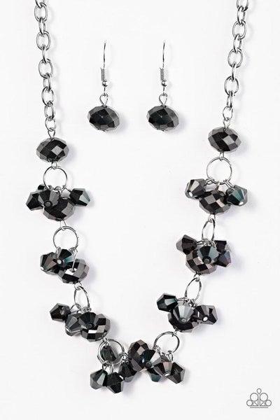 Paparazzi Necklace - Instant Stardom - Black