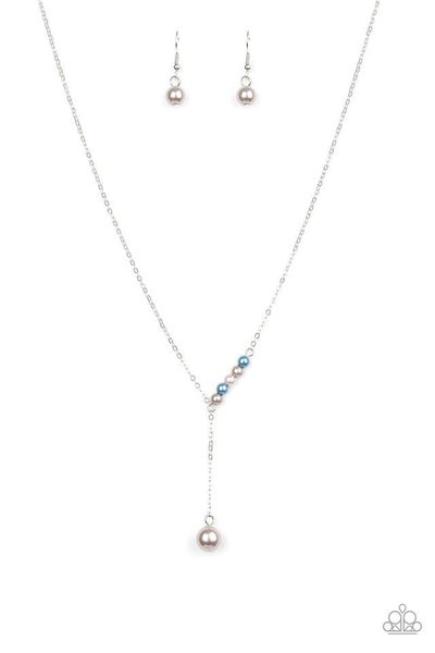 Paparazzi Necklace ~ Timeless Taste - Multi