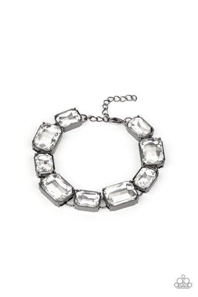 Paparazzi Bracelet ~ After Hours - Black