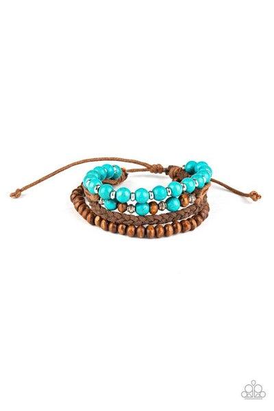 Paparazzi Bracelet ~ Renewable Energy - Blue