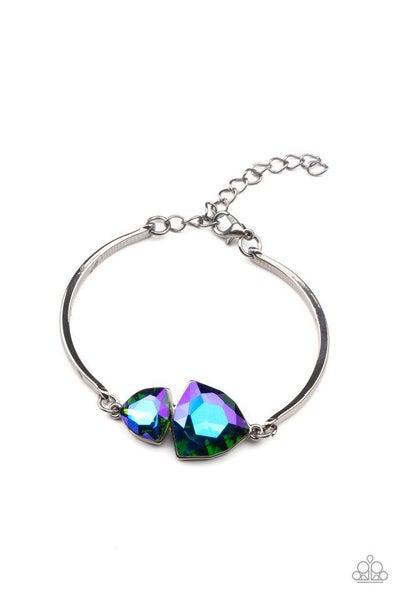 Paparazzi Bracelet PREORDER ~ Deep Space Shimmer - Multi