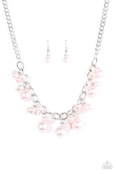 Paparazzi Necklace - Celebrity Treatment - Pink