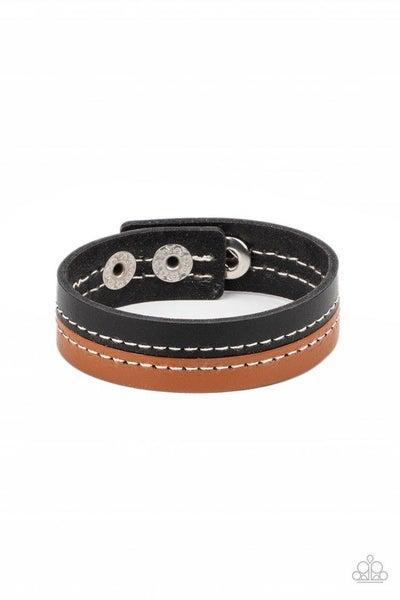 Paparazzi Bracelet PREORDER ~ Simply Safari - Black