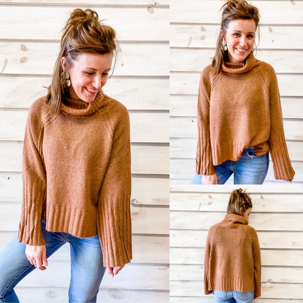 Rusty Clay Sweater *Final Sale*