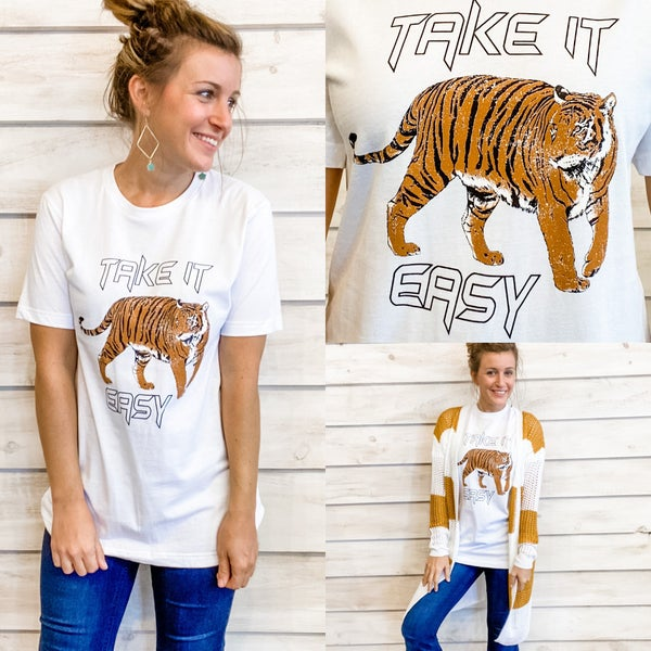 Take It Easy Tee *Final Sale*