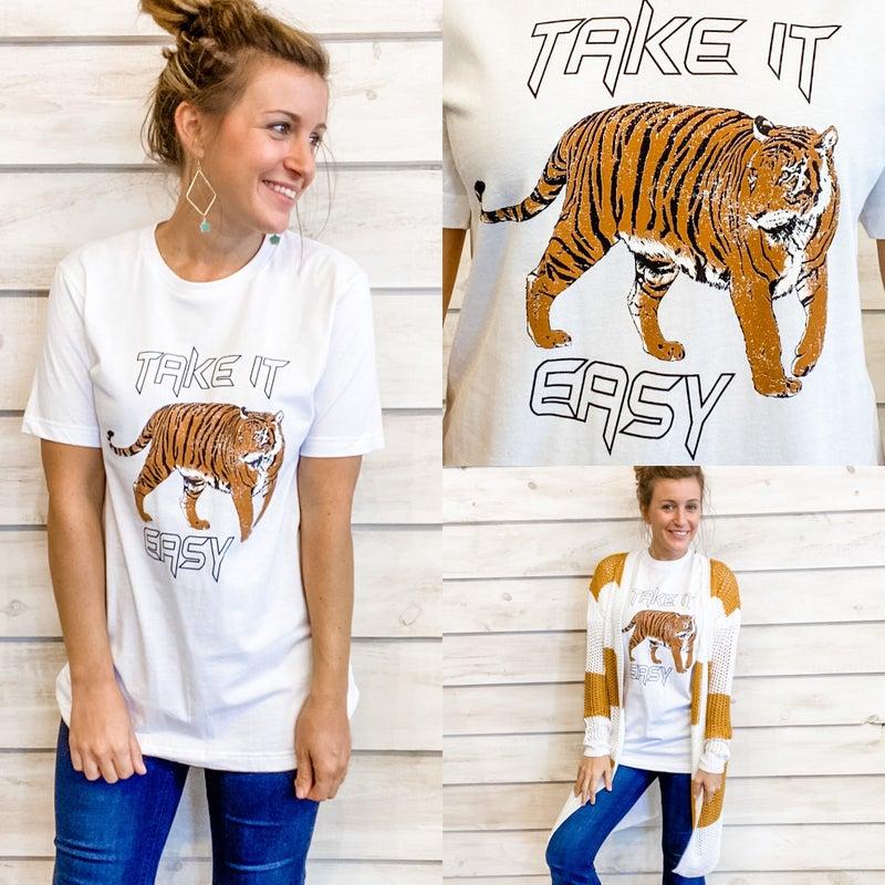 Take It Easy Tee *Final Sale*