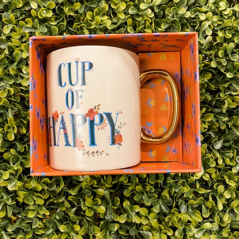 Cup of Happy Mug *Final Sale*