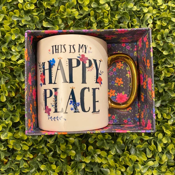 This is My Happy Place Mug *Final Sale*
