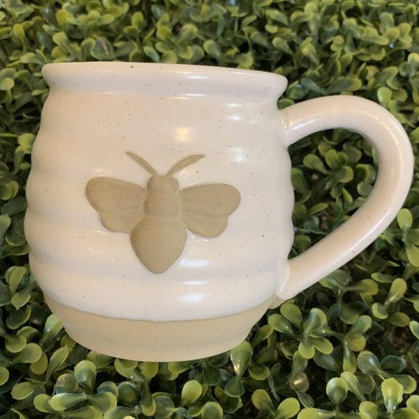 Honeybee Ceramic Coffee Mug *Final Sale*