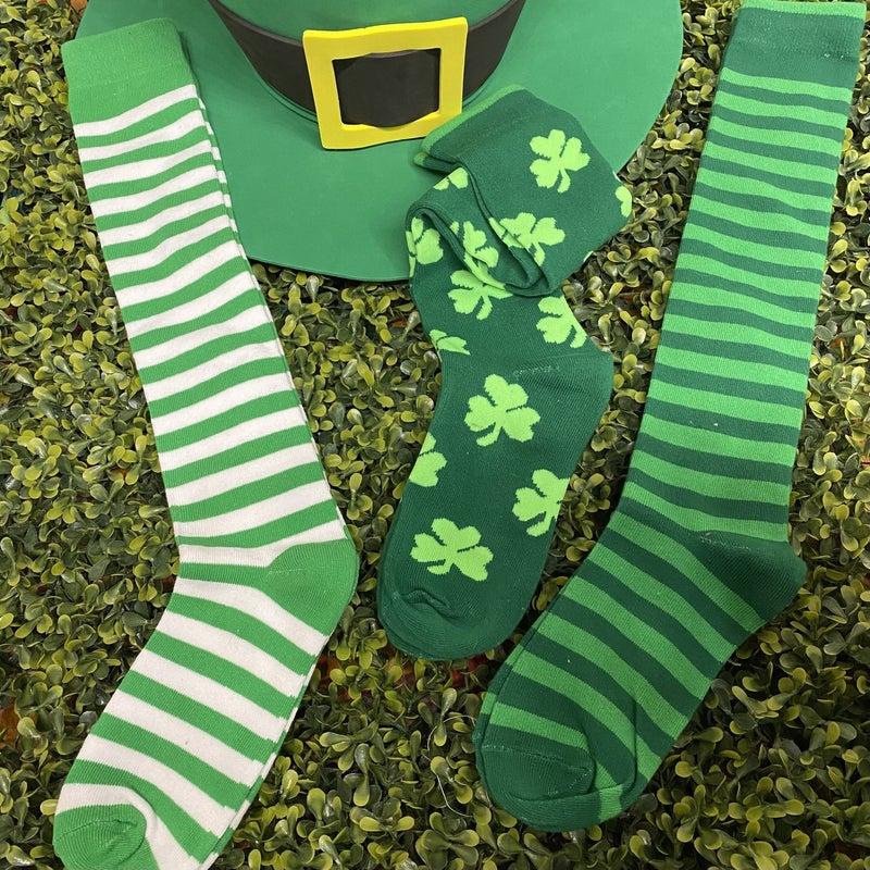 3-Pack St. Patty's Socks