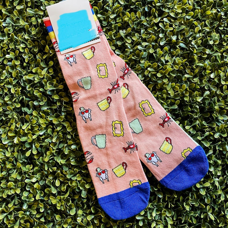 I'll Be There for You Socks