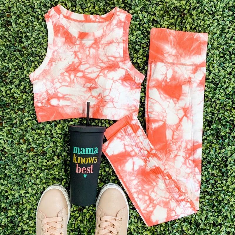 Pink Workout Set