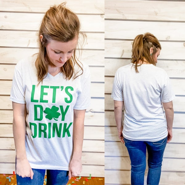 Day Drink Tee *Final Sale*