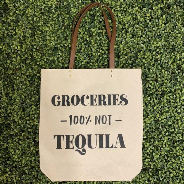 Groceries Tote bag *Final Sale*