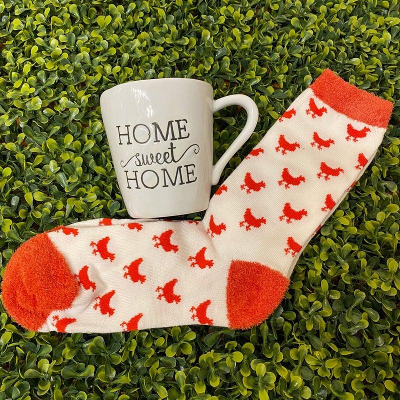 Home Sweet Home Mug and Sock Set *Final Sale*