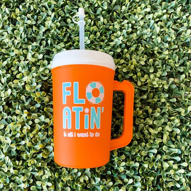 22 oz Floatin' Thermal Drinking Jug