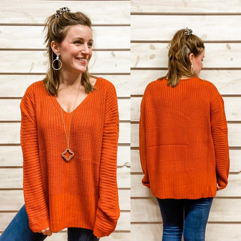 Perfect Basic Sweater