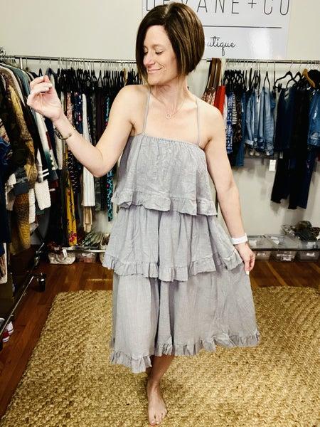 The Grey Dove Dress