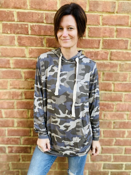 The Best Camo Hoodie (2 colors)