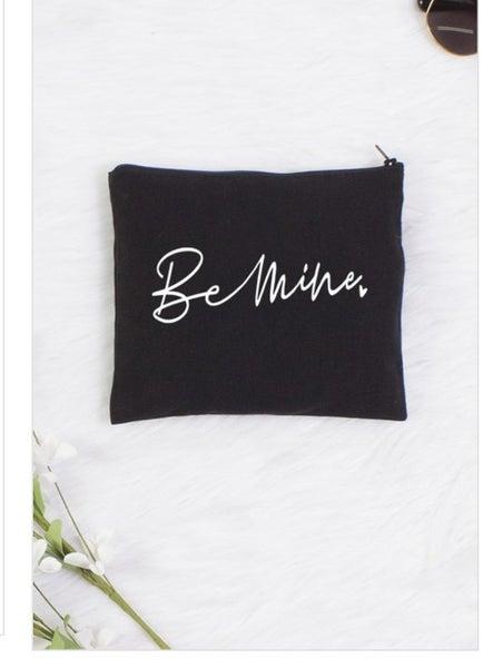 """Be Mine"" Accessory Bag"