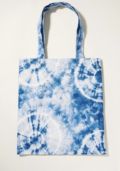 The Tie Dye Tote Bag