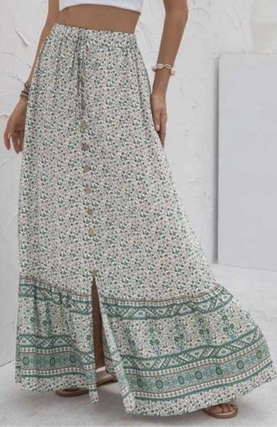 Santa Fe Maxi Skirt
