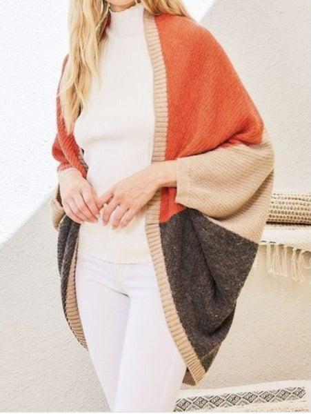 The Autumn Sweater Shrug