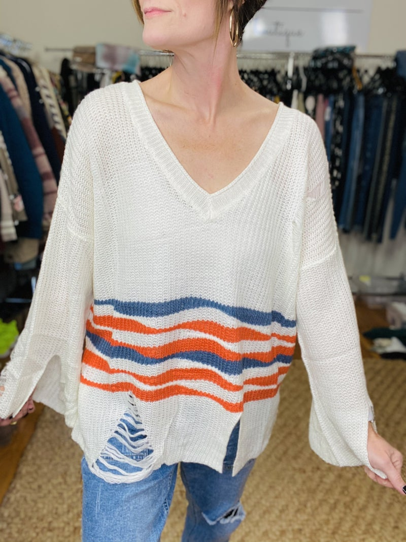The Darian Sweater by POL