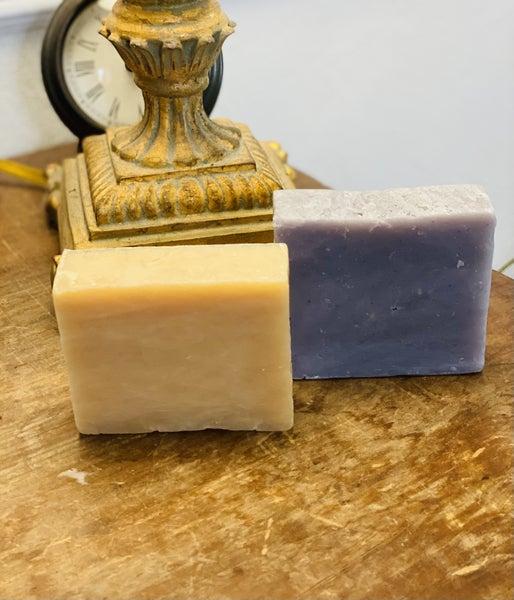 Natural Bar Soap - New Scents