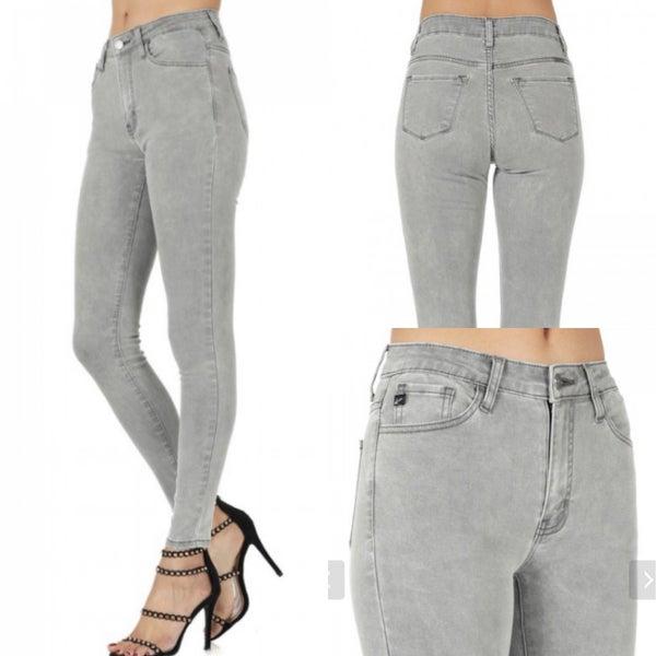 Kancan Grey Skinny jeans