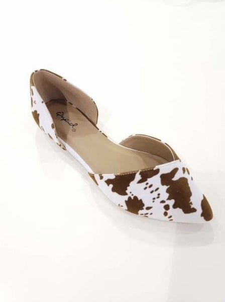 The Cowhide Flat