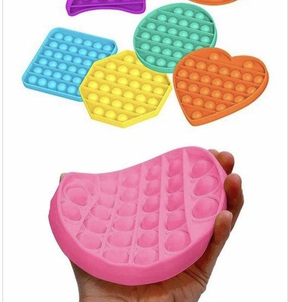 Push Bubble Fidget Sensory Toy -RESTOCK