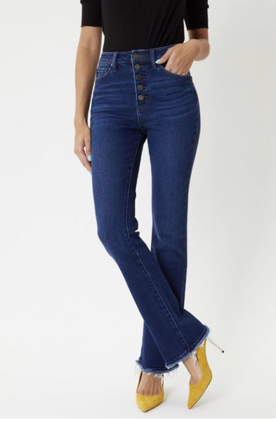 The Fly Bootcut Jean *Final Sale*