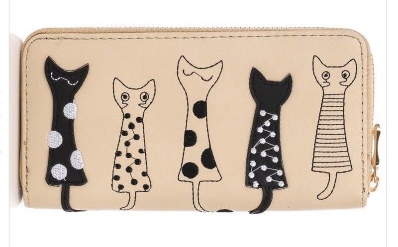 Diva Cat Wallet
