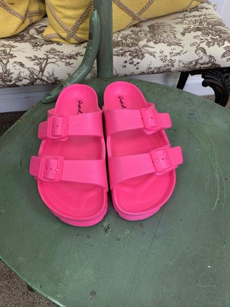 The Beach Shoe