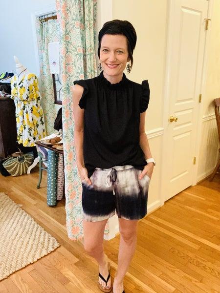 Bahama Tie Dye Shorts