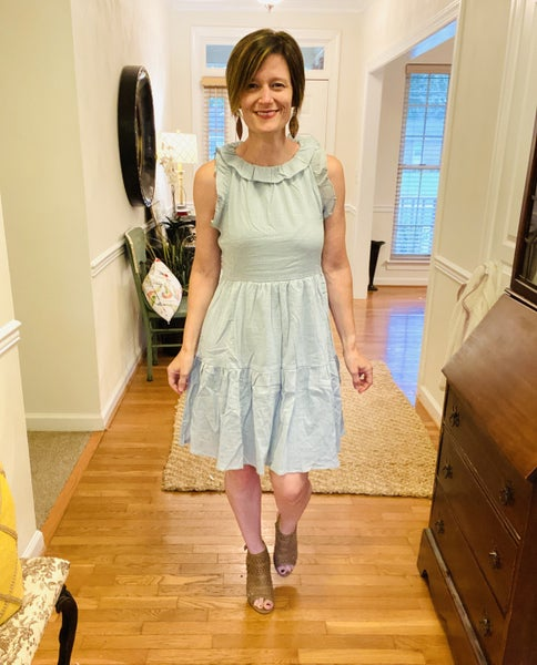 The Whimsy Dress (2 colors)