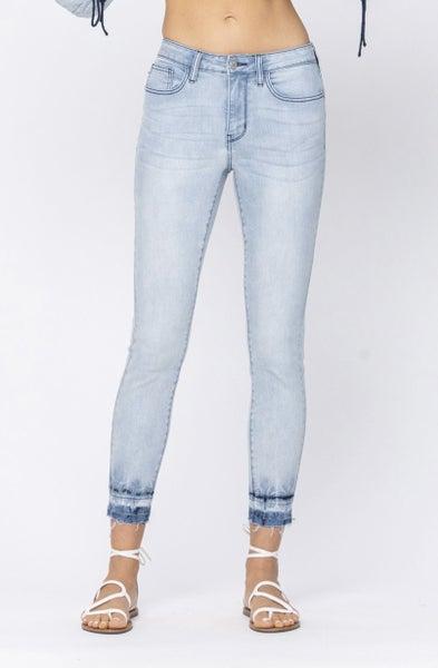 Judy Blue Tie Dye Skinny Jean
