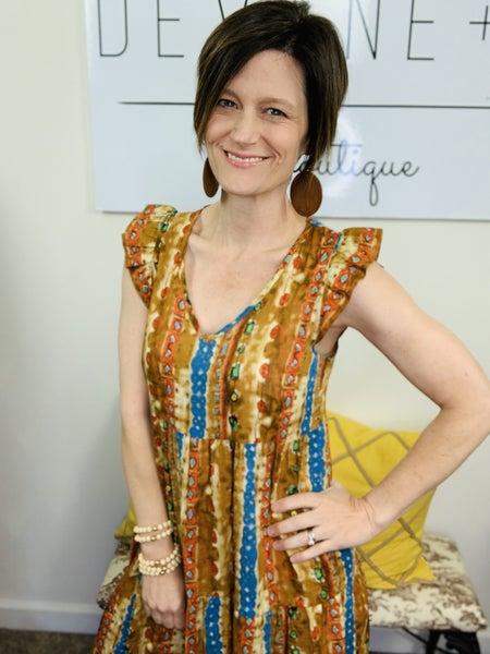 The Baha Dress