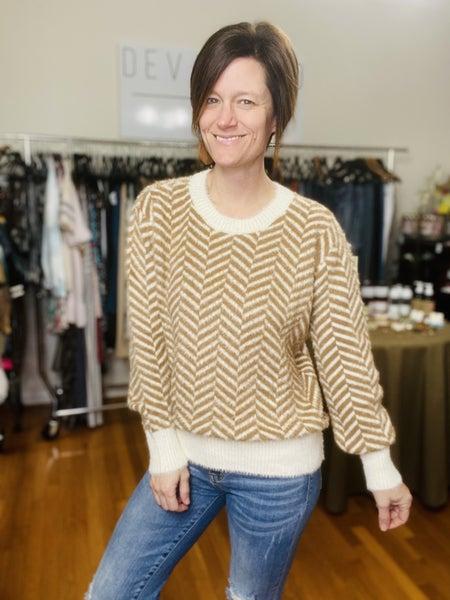 Zahara Sweater *Final Sale*