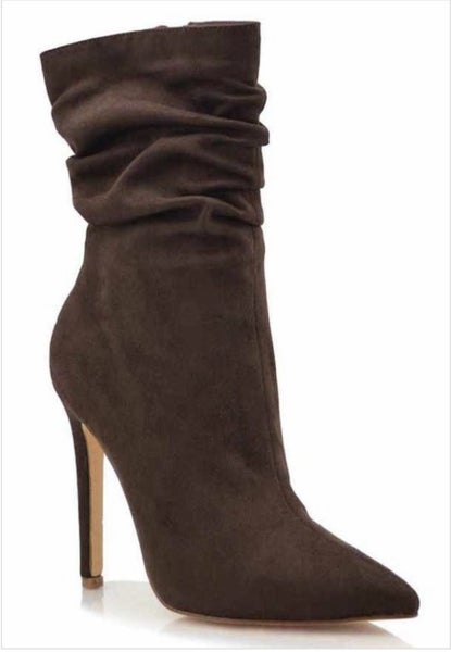 The Choco Midi Ankle Boot *Final Sale*