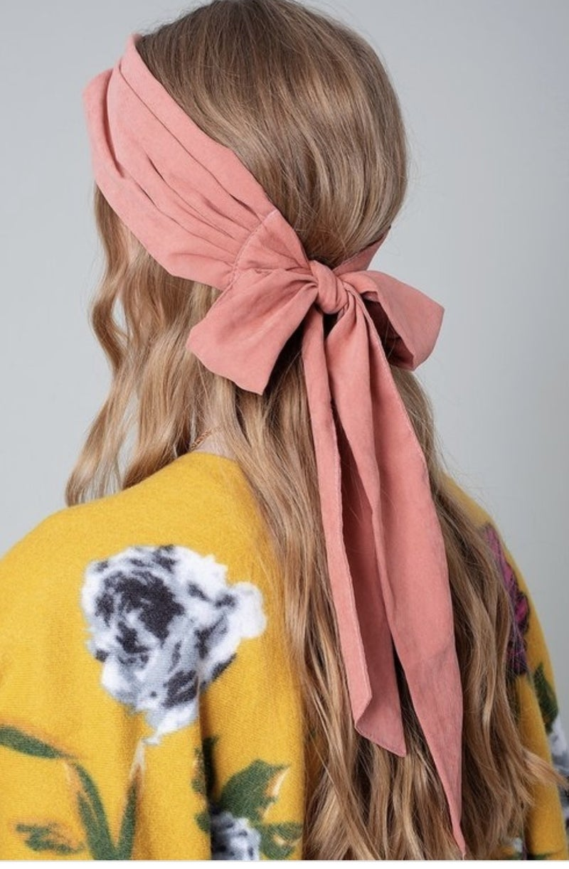 Solid Head Scarf (3 colors)