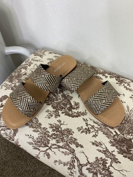 The Aztec Sandal