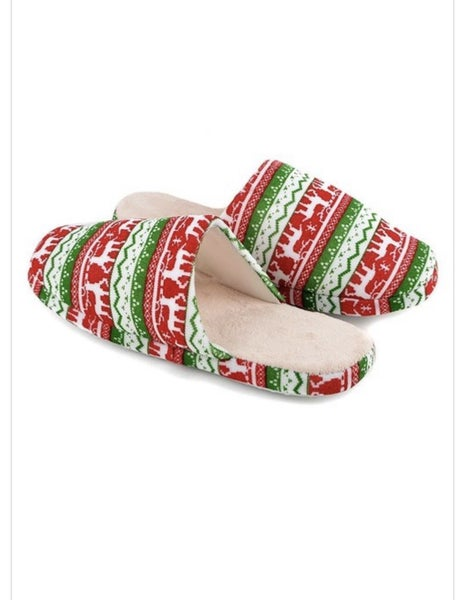 Holiday Slippers *Final Sale*