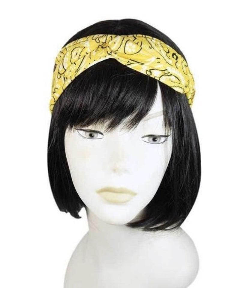 Boho Head Wraps (27 colors)
