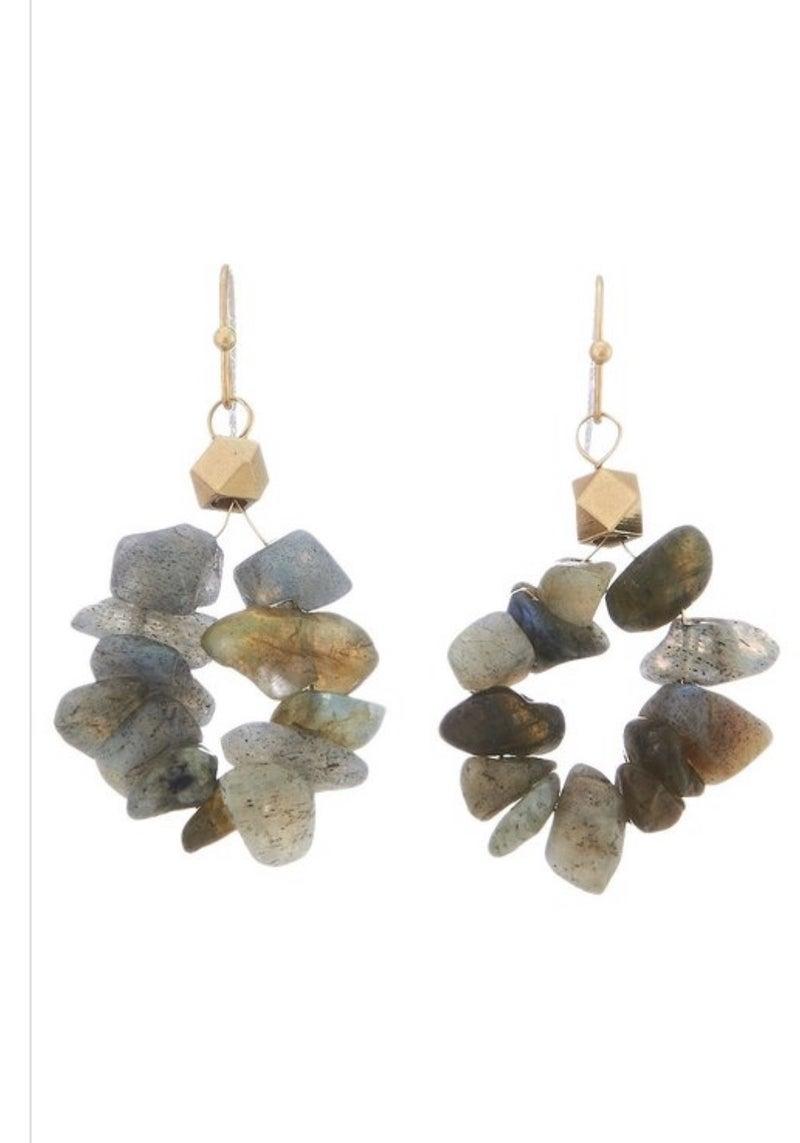 Pebble Earring (3 colors)