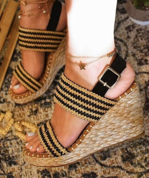 The Woven Wedge