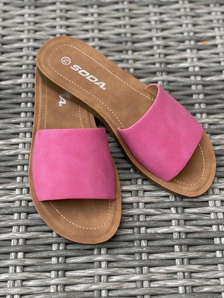 Pinky Promise Summer Sandal
