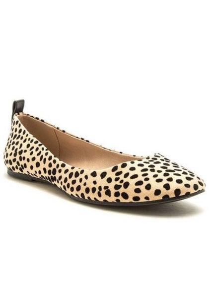 Lolly Leopard Flat