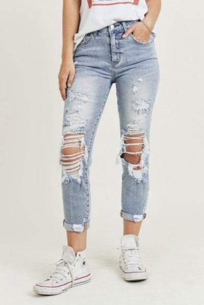 The Acid Wash Jean